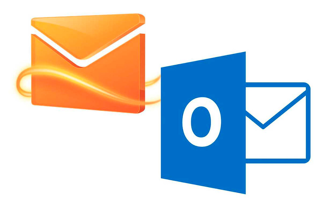 O email do Hotmail e Outlook é o mesmo